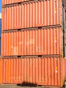 20 Fuß Seecontainer Hamburg