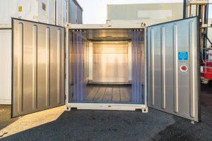 10 Fuß Kühlcontainer Reefer