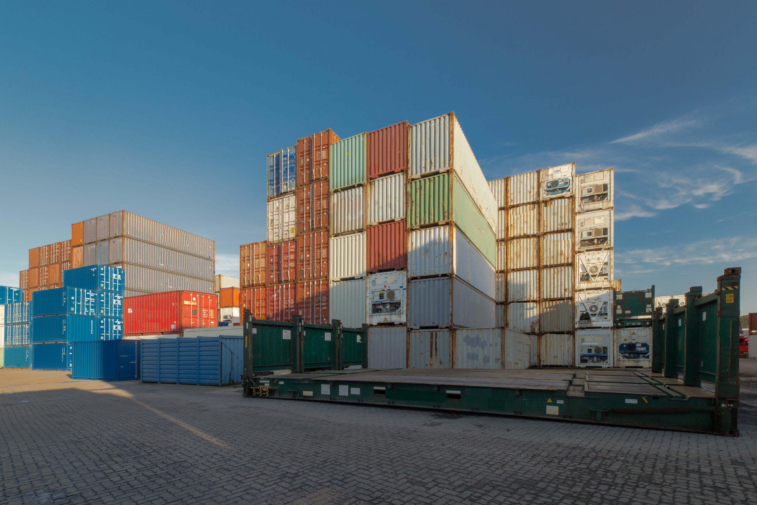 20 Fuß Container,40 Fuß Container,Lagercontainer