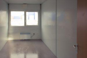 20 Fuß Bürocontainer Innenansicht