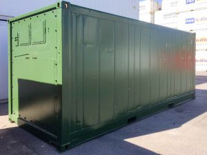 20 Fuß Container,Isoliercontainer