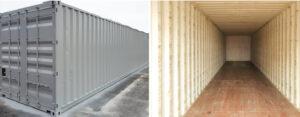 40 Fuß HC Container
