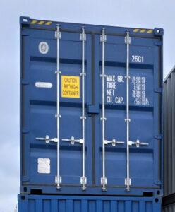 20 Fuß HC Container