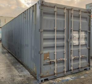 40 Fuß Container gebraucht