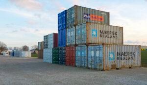 gebrauchte Container