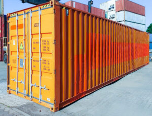 40 Fuß HC Seecontainer