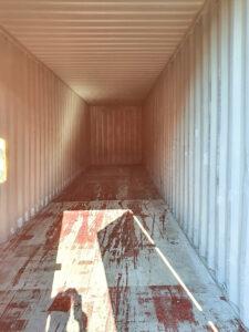 40 Fuß HC Seecontainer mit CSC